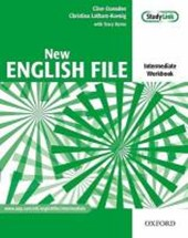 English File - New Edition. Intermediate. Workbook with Key and CD-ROM (CD-ROM u. CD auf 1 Datenträger) | Clive Oxenden |