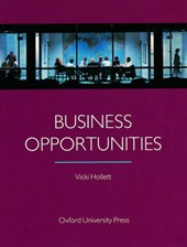 Business Opportunities. Student's Book. International Edition