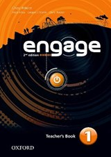 Engage Level 1. Teacher's Book | auteur onbekend |