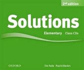Solutions: Elementary: Class Audio CDs (3 Discs)