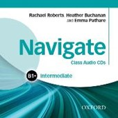 Navigate: Intermediate B1+: Class Audio CDs |  |