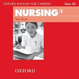 Oxford English for Careers: Nursing 1: Class Audio CD |  |