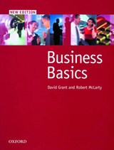 Business Basics - International. Student's Book | David Grant |