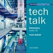 Tech Talk. Elementary. CD