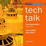 Tech Talk - Pre-Intermediate / CD | Vicki Hollett |