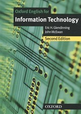 Oxford English for Information Technology | Eric Glendinning |