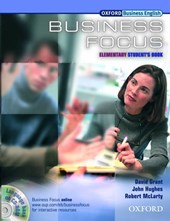 Business Focus. Elementary. Student's Book with CD-ROM