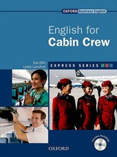 English for Cabin Crew [With CDROM] | Sue Ellis |