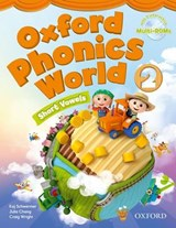 Oxford Phonics World 2 Student's Book with MultiROM | auteur onbekend |
