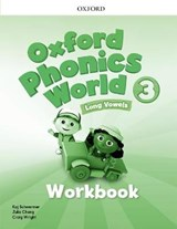 Oxford Phonics World: Level 3: Workbook | auteur onbekend |