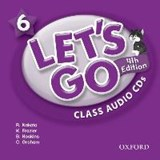 Let's Go 6. 4th edition. Class Audio CDs |  |