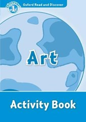 Oxford Read and Discover 1: Art Activity Book