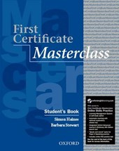 First Certificate Masterclass Student's Book with Online Ski