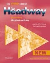 New Headway: Elementary Third Edition: Workbook (With Key)