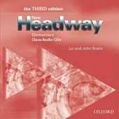 New Headway: Class Audio CDs Elementary level |  |