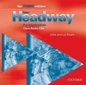 New Headway English Course. Pre-Intermediate. Class CDs zum Student's Book