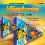 New Headway: Pre-Intermediate Third Edition: Interactive Pra | Bernie Hayden |