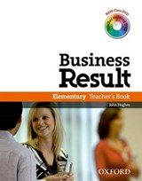 Business Result, Elementary [With 2 DVDs] | John Hughes |