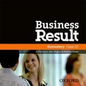 Business Result Elementary - Class CD