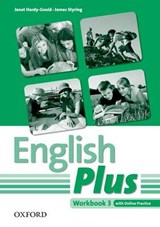 English Plus: 3. Workbook with Online Practice | auteur onbekend |