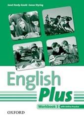 English Plus: 3. Workbook with Online Practice