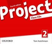 Project 2: Class CD