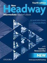 New Headway: Intermediate B1: Teacher's Book + Teacher's Res | Liz Soars |