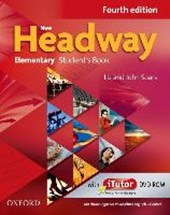 New Headway Elementary. Student's Book with Wordlist + DVD-ROM | John Soars |
