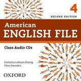 American English File 4: Class CD | auteur onbekend |