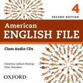American English File 4: Class CD