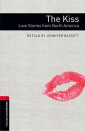 The Kiss: Love Stories from North America Audio CD Pack