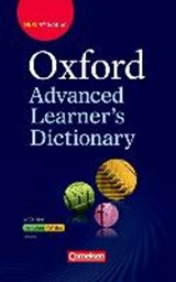Oxford Advanced Learner's Dictionary B2-C2. Wörterbuch (Festeinband) mit Online-Zugangscode | auteur onbekend |