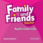Family and Friends: Starter: Audio Class CDs