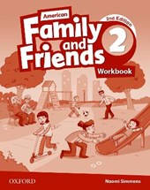 American Family and Friends 2. Workbook