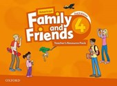 American Family and Friends 4. Teacher's Resource Pack