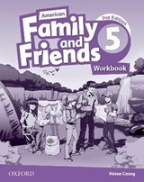 American Family and Friends 5. Workbook | Naomi Simmons |