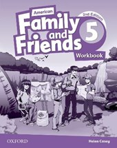 American Family and Friends 5. Workbook