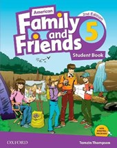 American Family and Friends 5. Student Book | Naomi Simmons |