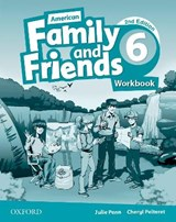 American Family and Friends 6. Workbook | Naomi Simmons |