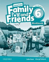 American Family and Friends 6. Workbook