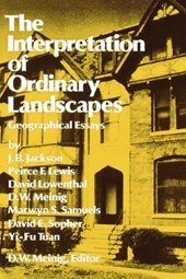 Interpretation of Ordinary Landscapes