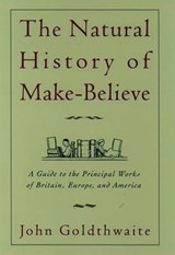 Natural History of Make-believe | John Goldthwaite |