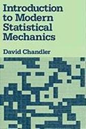 Introduction to Modern Statistical Mechanics