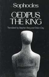 Oedipus the King | Sophocles ; Berg, Stephen ; Clay, Diskin |