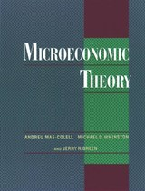 Microeconomic Theory | Andreu Mas-Colell |