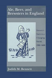 Ale, Beer and Brewwsters in England