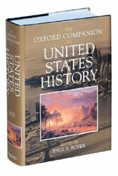 The Oxford Companion to United States History