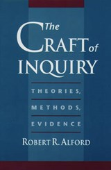 The Craft of Inquiry | Robert R Alford |