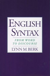 English Syntax | Lynn M. Berk |