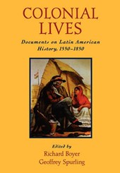 Colonial Lives